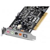 Sound Blaster Asus Xonar DG, Dolby 5.1, Low Profile, Slot PCI, Second Hand Componente Calculator