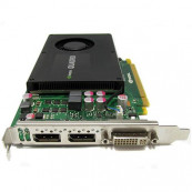 Placa video nVidia Quadro K2000 2GB, GDDR5 128-Bit, 2 x DisplayPort, DVI Componente Calculator