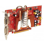 Placa video MSI Geforce NX7600GT, 256MB GDDR3, 128 bit, 2x DVI, Racire pasiva, Second Hand Componente Calculator