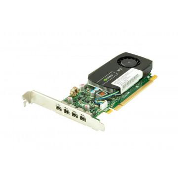 Placa video Nvidia Quadro NVS 510, 2GB GDDR5, 4x Mini Display Port, 128 Bit, Second Hand Componente Calculator