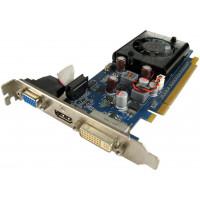 Placa video PCI-E Nvidia Geforce G310, 512MB DDR3, 64-bit, VGA, DVI, HDMI, High profile