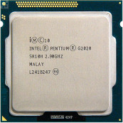 Procesor Intel Pentium Dual Core G2020 2.90GHz, 3MB Cache, Second Hand Componente Calculator