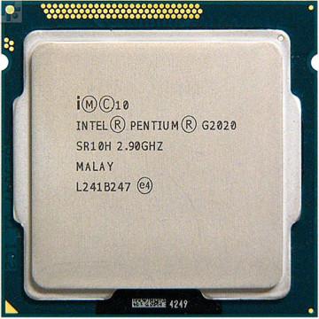 Procesor Intel Pentium Dual Core G2020 2.90GHz, 3MB Cache, Second Hand Componente Calculator