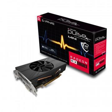 SAPPHIRE PULSE RADEON RX 570, 4G GDDR5-256bit, HDMI, DVI-D, DP, alimentare 6 pini, second hand Componente Calculator