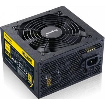 Sursa Segotep GP700G 600W PSU, certificata 80 PLUS Gold, eficienta 90.94%, single rail (50A), ventilator silentios de 120mm  Componente Calculator