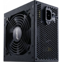 Sursa Segotep GP700G 600W PSU, certificata 80 PLUS Gold, eficienta 90.94%, single rail (50A), ventilator silentios de 120mm