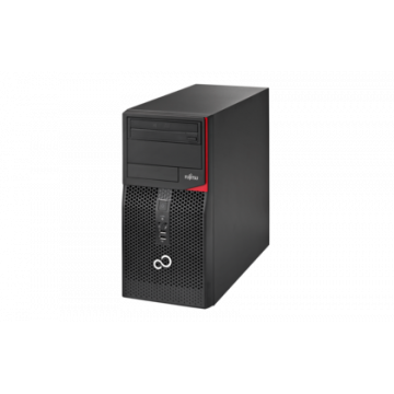 Fujitsu Siemens Esprimo P520, Intel Dual Core G3440, 3.3GHz, 4GB DDR3, 250GB SATA, DVD-ROM, Second Hand Calculatoare Second Hand