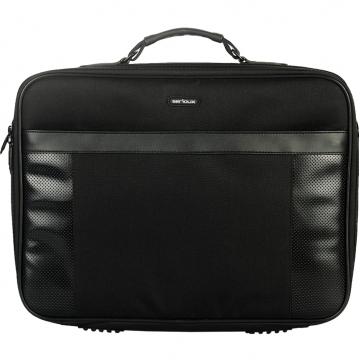 Geanta laptop Serioux  15.6″, Negru, Second Hand Componente Laptop