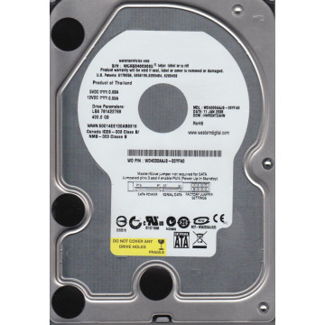 Hard Disk SATA 400Gb, 3.5 inci, Diverse modele