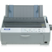 Imprimanta matriciala A4 Epson FX-890, Ribon nou Imprimante Second Hand