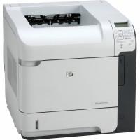 Imprimanta Monocrom HP LaserJet P4015DN, Duplex, A4, 52 ppm, 1200 x 1200 dpi, USB, Retea