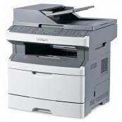 Imprimanta Multifunctionala LEXMARK X363DN, 33 PPM, Duplex, Retea, USB, 1200 x 1200, Laser, Monocrom, A4 Imprimante Second Hand
