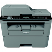 Multifunctionala Laser Monocrom Brother MFC-L2700DW, Duplex, A4, 24ppm, 2400 x 600dpi, Fax, Scanner, Copiator, USB, Wireless, Second Hand Imprimante Second Hand