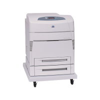 Imprimanta HP Color LaserJet 5550dtn, Format A3, Duplex, Retea