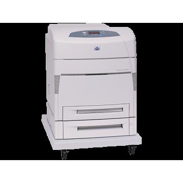 Imprimanta Laser Color HP LaserJet 5550dtn, Duplex, A3, 28ppm, 600x600, Retea, Parallel, USB Imprimante Second Hand