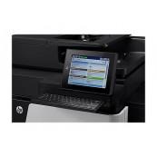 Multifunctionala Second Hand HP LaserJet Enterprise Flow M830, 56 PPM,1200 x 1200 DPI, USB, A3, A4, Duplex Imprimante Second Hand