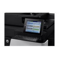 Multifunctionala Second Hand HP LaserJet Enterprise Flow M830, 56 PPM,1200 x 1200 DPI, USB, A3, A4, Duplex