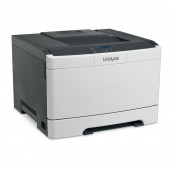 Imprimanta Laser Color LEXMARK CS-310DN, 25 ppm, 1200 x 1200, Duplex, Retea, USB, Second Hand Imprimante Second Hand