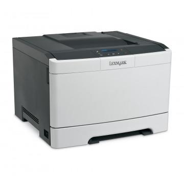 Imprimanta Laser Color LEXMARK CS-310DN, 25 ppm, 1200 x 1200, Duplex, Retea, USB, Second Hand Imprimante Second Hand