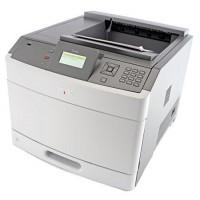 Imprimanta Second Hand laser monocrom Lexmark T650N, Retea, USB 45ppm