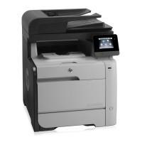 Multifunctionala Laser Color HP LaserJet Pro MFP M476dw, Duplex, A4, 20 ppm, 600 x 600, USB, Retea, Wireless