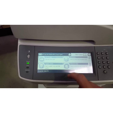 Display HP LaserJet M5035 Componente Imprimanta