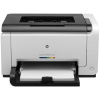 Imprimanta Laser Color HP CP1025NW, A4, 16 ppm, Retea, USB, 600 x 600 dpi