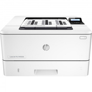 Imprimanta Laser Monocrom HP Pro M402DN, Duplex, A4, 40ppm, 1200 x 1200 dpi, USB, Retea, Toner 100%, Second Hand Imprimante Second Hand