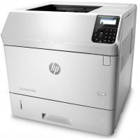 Imprimanta Laser Monocrom HP LaserJet Enterprise M606dn, Duplex, A4, 65ppm, 1200 x 1200, USB, Retea, Toner Nou