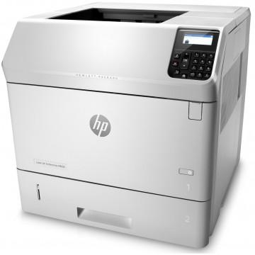 Imprimanta Laser Monocrom HP LaserJet Enterprise M606dn, Duplex, A4, 65ppm, 1200 x 1200, USB, Retea, Toner Nou, Second Hand Imprimante Second Hand