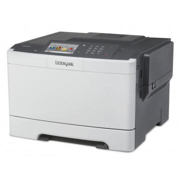 Imprimanta Laser Color LEXMARK C2132, USB, Wireless, 30ppm Imprimante Second Hand