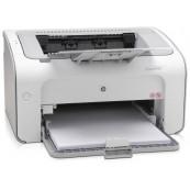 Imprimanta Laser Monocrom HP P1102, A4, 18ppm, 600 x 600 dpi, USB, Lipsa Suport Hartie, Second Hand Imprimante Second Hand