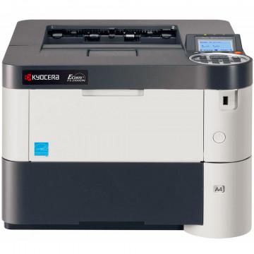 Imprimanta Kyocera FS-2100DN, 40 ppm A4, 1200dpi, 256MB, duplex, retea Imprimante Second Hand