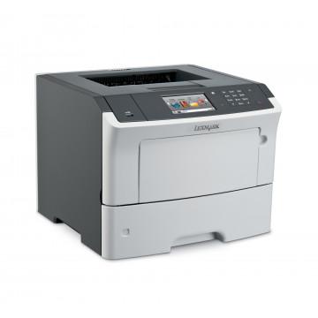 Imprimanta Laser Monocrom Lexmark M3150DN, A4, 50ppm, 1200 x 1200 dpi, Duplex, Retea, USB Imprimante Second Hand