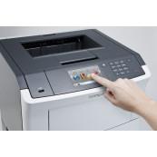 Imprimanta laser monocrom Lexmark M3150DN, USB, 50ppm, 1200 x 1200 dpi Imprimante Second Hand