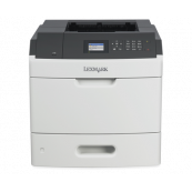 Imprimanta Laser Monocrom Lexmark MS811DN, Duplex, 60ppm, 1200 x 1200 dpi, Retea, USB Imprimante Second Hand