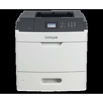 Imprimanta laser monocrom Lexmark MS811DN, USB, 60ppm, 1200 x 1200 dpi Imprimante Second Hand