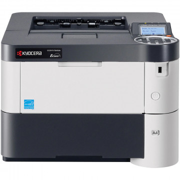 Imprimanta Laser Monocrom Kyocera ECOSYS P3050dn, Duplex, A4, 50ppm, 1200 x 1200dpi, USB, Retea, Second Hand Imprimante Second Hand