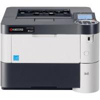 Imprimanta Laser Monocrom Kyocera ECOSYS P3055dn, Duplex, A4, 57ppm, 1200 x 1200dpi, USB, Retea