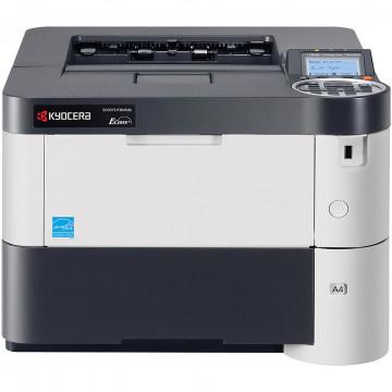 Imprimanta Laser Monocrom Kyocera ECOSYS P3055dn, Duplex, A4, 57ppm, 1200 x 1200dpi, USB, Retea, Second Hand Imprimante Second Hand