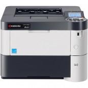 Imprimanta Laser Monocrom Kyocera ECOSYS P3055dn, Duplex, A4, 57ppm, 1200 x 1200dpi, USB, Retea, Fara Unitate Drum si Toner, Second Hand Imprimante Second Hand