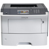 Imprimanta Noua Laser Monocrom Lexmark MS610de, Duplex, A4, 47ppm, 1200 x 1200, USB, Retea Imprimante Noi
