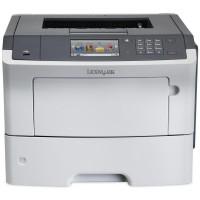 Imprimanta Noua Laser Monocrom Lexmark MS610de, Duplex, A4, 47ppm, 1200 x 1200, USB, Retea
