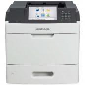 Imprimanta Laser Monocrom Lexmark MS812de, Duplex, A4, 66ppm, 1200 x 1200, USB, Retea, Second Hand Imprimante Second Hand