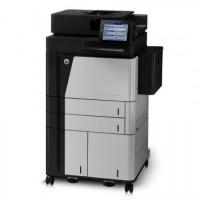 Multifunctionala HP LaserJet Enterprise Flow M830z, 56 PPM,1200 x 1200 DPI, USB, Wireless, A3, A4, Duplex