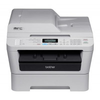 Multifunctionala Laser Monocrom Brother MFC-7360N, A4, 24ppm, 2400 x 600, Fax, Scanner, Copiator, Retea, USB