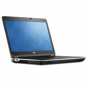Laptop DELL Latitude E6440, Intel Core i5-4300M 2.60GHz, 4GB DDR3, 320GB SATA, Webcam, DVD-RW, 14 Inch, Grad B (0025), Second Hand Laptopuri Ieftine