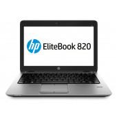 Laptop HP Elitebook 820 G2, Intel Core i5-5300U 2.30GHz, 4GB DDR3, 120GB SSD, 12.5 Inch, Webcam, Grad B, Second Hand Laptopuri Ieftine