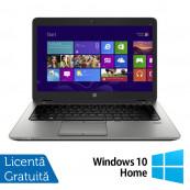 Laptop HP Elitebook 840 G2, Intel Core i5-5200U 2.20GHz, 8GB DDR3, 128GB SSD, HD + Windows 10 Home Laptopuri Refurbished