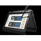 Laptop LENOVO Yoga 11e, Intel Celeron N2930 Quad Core 1.80GHz, 4GB DDR3, 320GB SATA Laptopuri Second Hand
